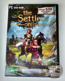 The Settlers Online 2.0 Full Boxed + $50 BONUS In-Game Items (PC)