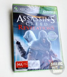 Assassin Creed Revelations Classics 3 (Xbox 360) Australian Version