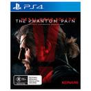 Metal Gear Solid V The Phantom Pain (PS4) AUYFS