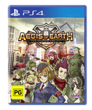 Aegis of Earth (PS4) Australian Version