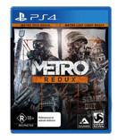 Metro Redux (PS4) Australian Version