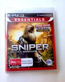Sniper Ghost Warrior Special Edition (PS3) + DLC Australian Version