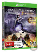 Saints Row IV Re-Elected + Gat Out Of Hell Standard Edition (Xbox One) Australian