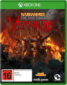 Warhammer End times Vermintide (Xbox One)
