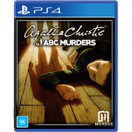 Agatha Christie: The ABC Murders (PS4) Australian Version