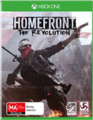 Homefront Revolution (Xbox One) Australian Version