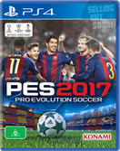Pro Evolution Soccer 2017 (PS4) Australian Version PES 17