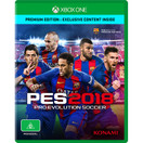 Pro Evolution Soccer 2018 Premium Edition (Xbox One) Australian Version PES 18