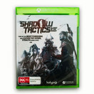 Shadow Tactics Blades of Shogun (Xbox One) Australian Version PAL