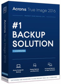 Acronis True image 2016 (PC & Mac) Bootable Backup Software, OSX Windows XP 7 8 10 Australia