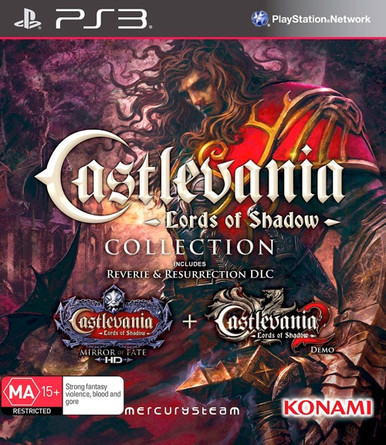 Castlevania: The Lords Of Shadow Collection for PS3