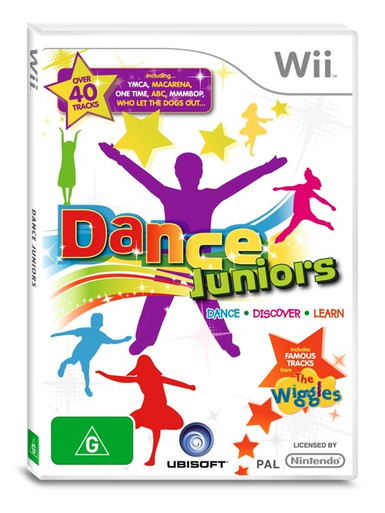 Dance Juniors for Nintendo Wii