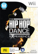 Hip Hop Dance Experience for Nintendo Wii