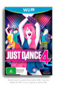 Just Dance 4 for Nintendo Wii U