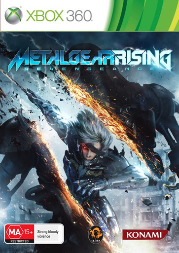 Metal Gear Rising: Revengeance for Xbox 360