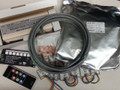KIT: M103AQ SLW LED® RGB 0.72W Modules (Qty 100) + 100W Power Supply + RGB Controller - 37.5ft