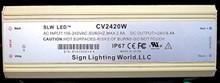 SLW LED® CV2420W - 200W/24VDC LED Driver
