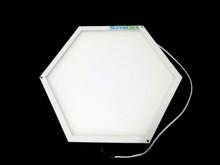 MINI LED PANEL - Hexagonal - 6-sided x 4in - RG-BB6-200-6W - 6W, 24VDC