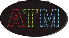 ELT2708: ATM LED Sign - RGB Flashing Text