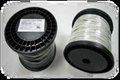 W-300G-20/1: 20awg Insulated Wire White or Grey- 300ft roll