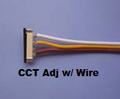 QL-CN-E: Universal Flexible LED Strip Connector - Adjustable with wires