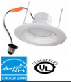 DIMMABLE LED Downlight 15W 5000K Retrofit Kit