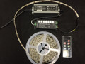 RGB Flex Strip Kit including 60W Power Supply and RGB Controller