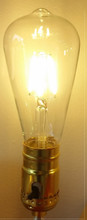 Old Fashioned Dimmable LED Filament Bulb 4W