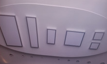 Flush Mount LED Ceiling Panels