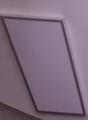 2' x 4' LED Panel Ceiling Mount Kit