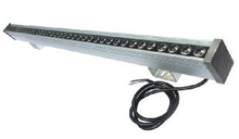 KIT 36W RGB LED Wall Washer IP65 with DMX512 Controller and 60W/24VDC Power Supply