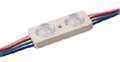 M902AQ: SLW LED® RGB LED Modules - 0.72W/12VDC Color-changing LED
