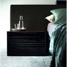 Nightfly Ebony LH Nightstand