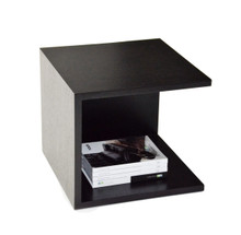 Modrest 846ET - Modern Two-Tier Nightstand