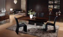 DS 224 Black Dinning Chair