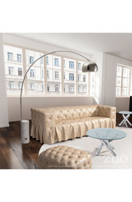 Trion Floor Lamp Satin