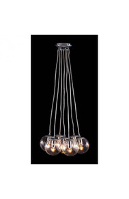 Decadence Ceiling Lamp Clear