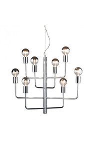 Desire Ceiling Lamp Chrome