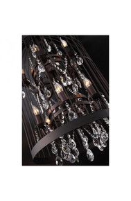 Canary Ceiling Lamp Black