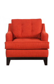 Zuo Chicago Chair Burnt Orange