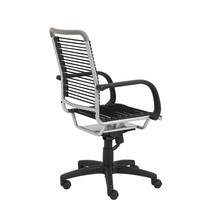 Euro Euro Bungie Flat Mid Back Office Chair