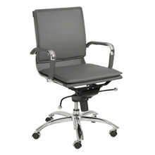 Euro Gunar Pro Low Back Office Chair