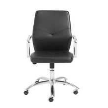 Euro Napoleon Low Back Office Chair