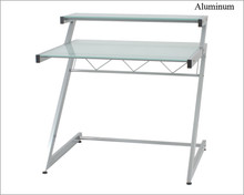 Euro Z Deluxe Small Desk + Shelf