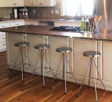 Euro Caroline-C Counter Stool (set of 2)
