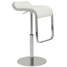 Euro Freddy Adjustable Bar/Counter Stool