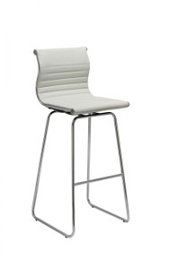 Modrest T-5071 Modern White Bar Stool