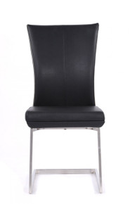 Modrest Auden Modern Black Dining Chair