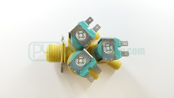 F381728P Fill Mixing Valve Hot 3-Way 110-120V Npt