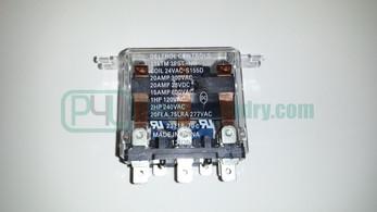 70210901P Motor Relay OEM 24V 50 / 60Hz 3Pst - Speed Queen